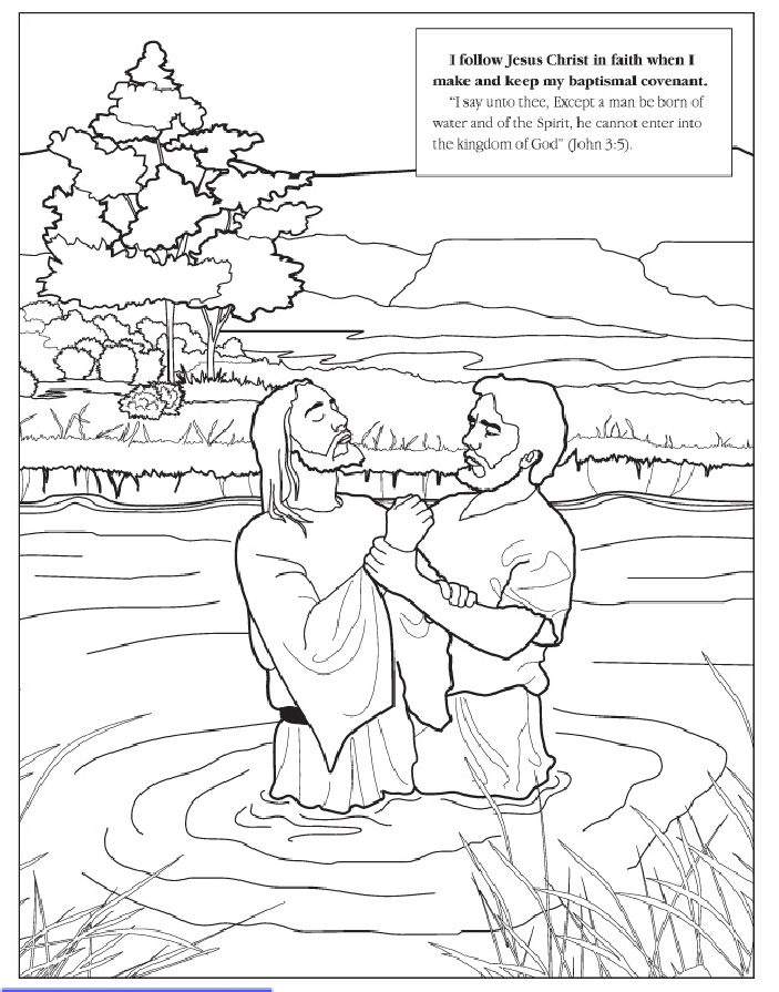 Easter Coloring Book: with Scenes from Jesus' Earthly Life