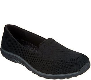 Skechers Relaxed Fit Mesh Slip ons Earth Fest Willows