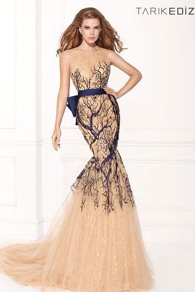 Длинные платья вечерние дизайнерские