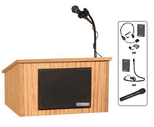 On SALE!  SW250 Model showing wireless mic options