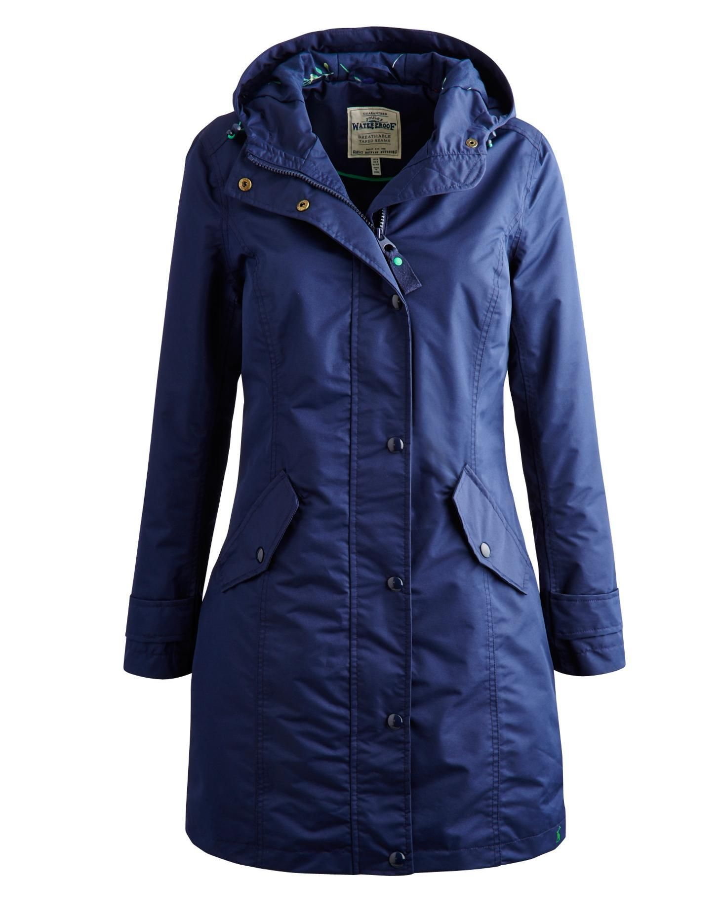WINDERMERE Womens Longline Waterproof Coat | Waterproof coat