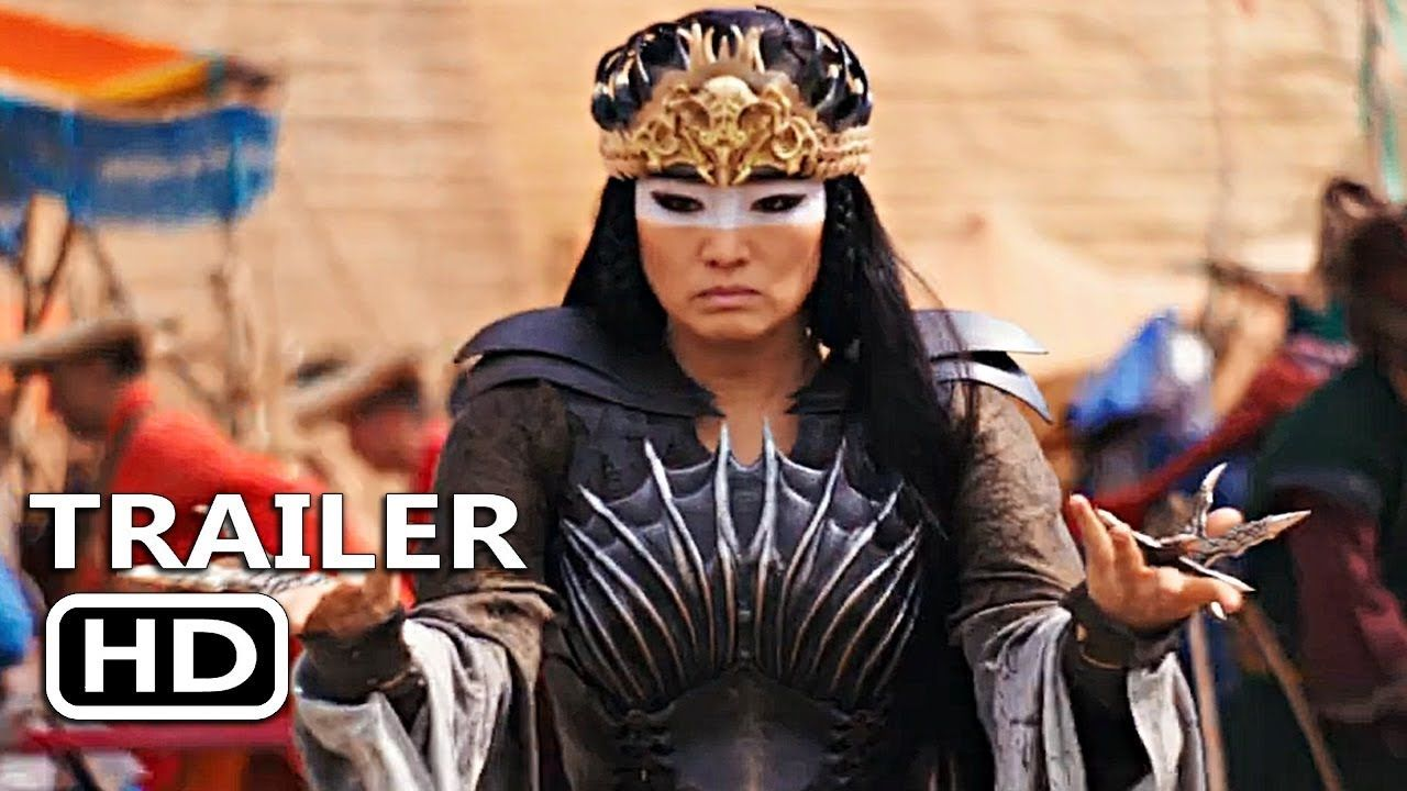MULAN Official Final Trailer (2020) Disney Movie Review