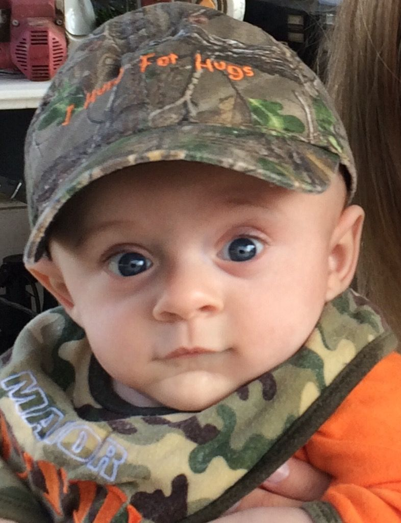 Support Blake as the Cutest Baby February 2016 and help them win cash prizes.