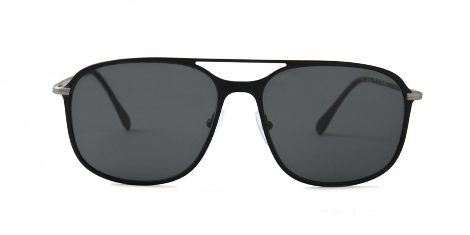 907f2a02af867 Prada Sport PS53TS Black   Gray Lens Sunglasses – shadesdaddy