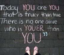 My favorite quote by Dr. Suess