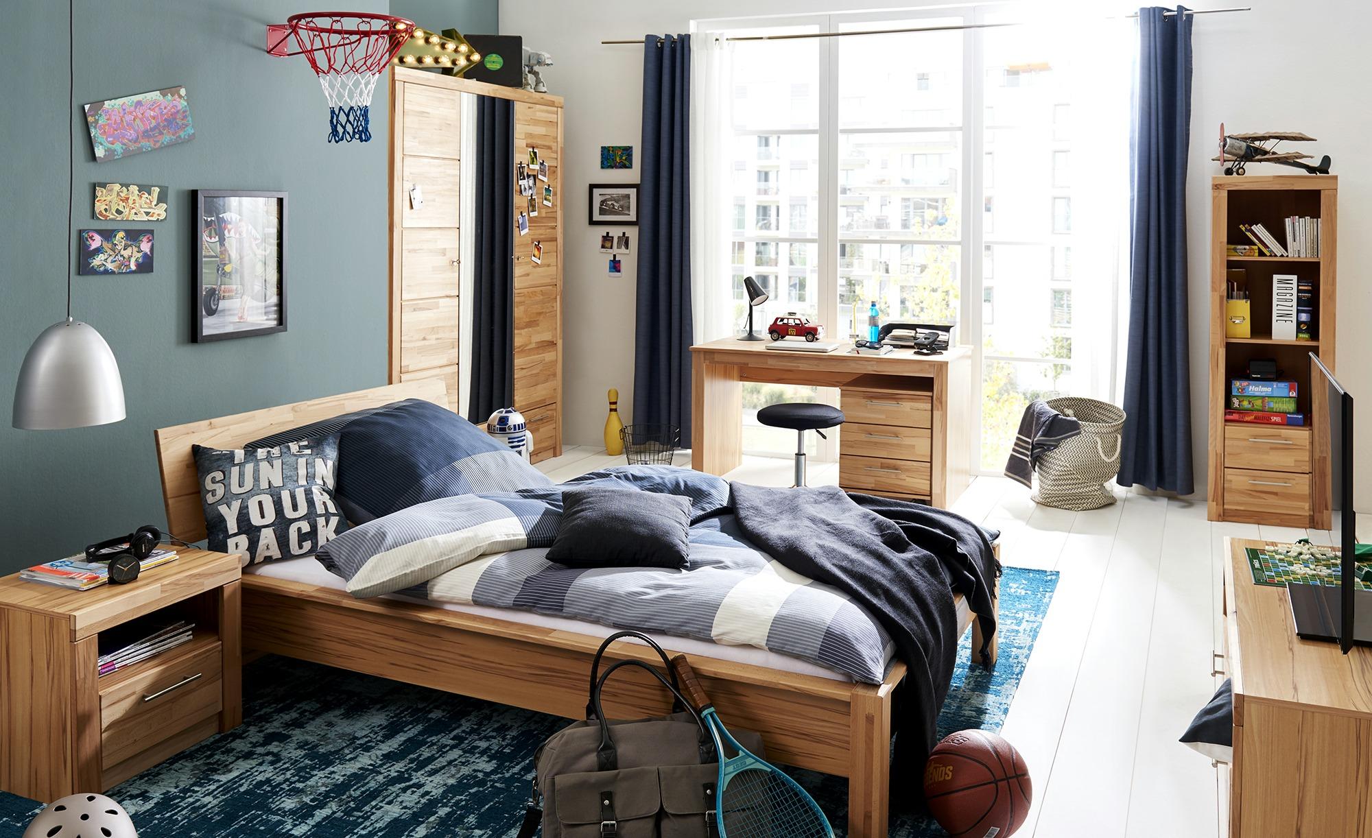 Jugendzimmer, 7teilig Oslo, gefunden bei Möbel Höffner