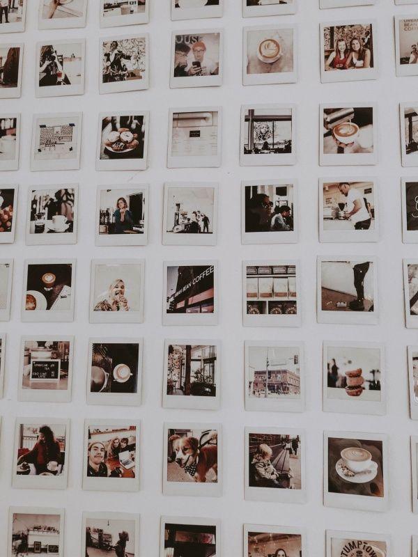 Vsco Polaroid Wall