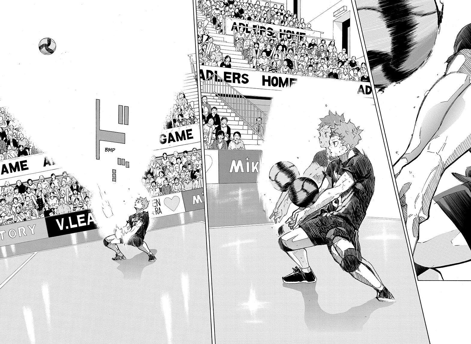 Haikyuu Chapter 398 Read Haikyuu!! Manga Online in 2020