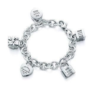 Tiffany Charm Bracelet Want This Sooo Bad