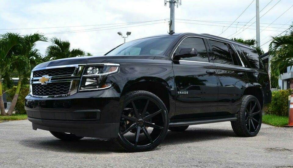 2015 Black Chevy Tahoe Black Chevy Tahoe Chevy Tahoe Chevrolet