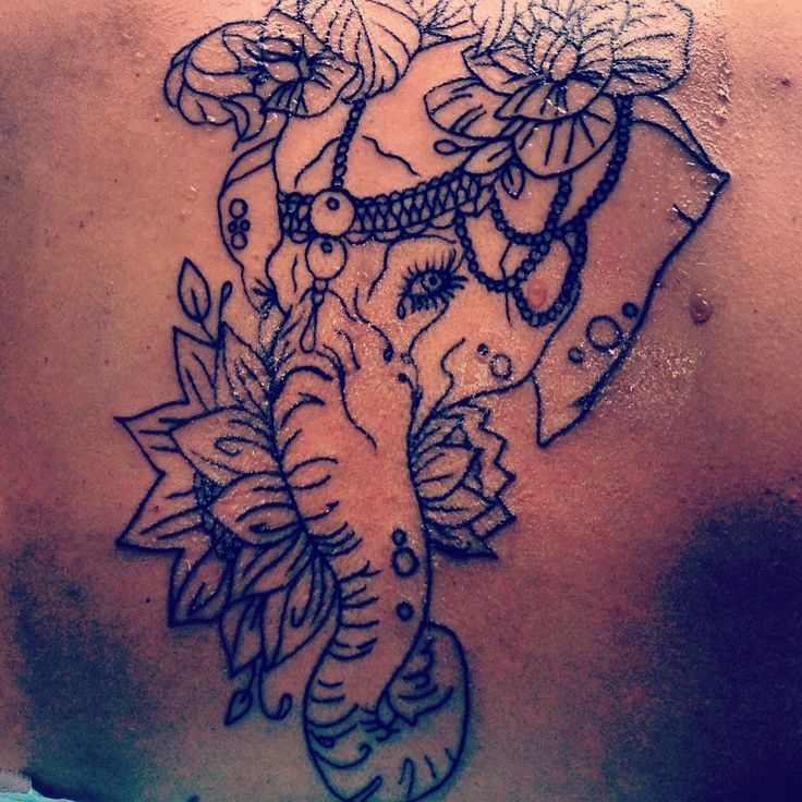 Fancy tattoos elephant tattoos inspirational tattoos