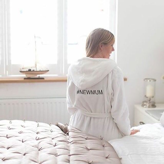 Personalised dressing gown UK www.pure-treats.com | Bride Robes and ...