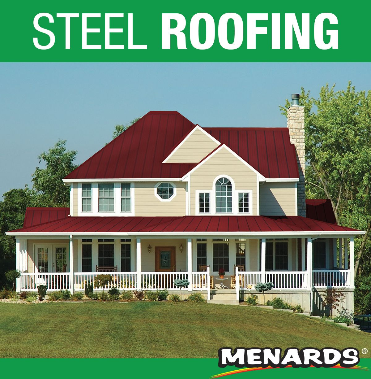 Best Premium Pro Rib Steel Roofing Panels Are A Great Option 640 x 480