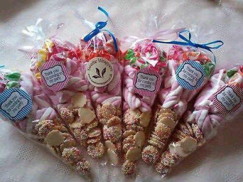 dulces en conos de celofan3