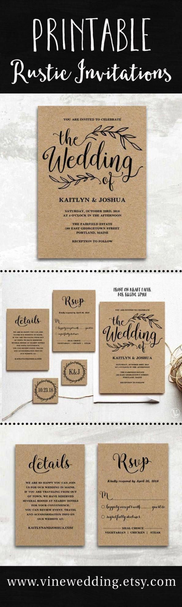 image relating to Printable Wedding Invitation Kits known as Adorable -\u003e Do-it-yourself Marriage Invitation Kits Interest Foyer ;-D