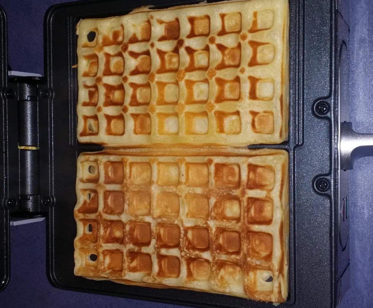 Omas Waffeln Rezepte Original belgische waffeln lecker einfach schnell rezept