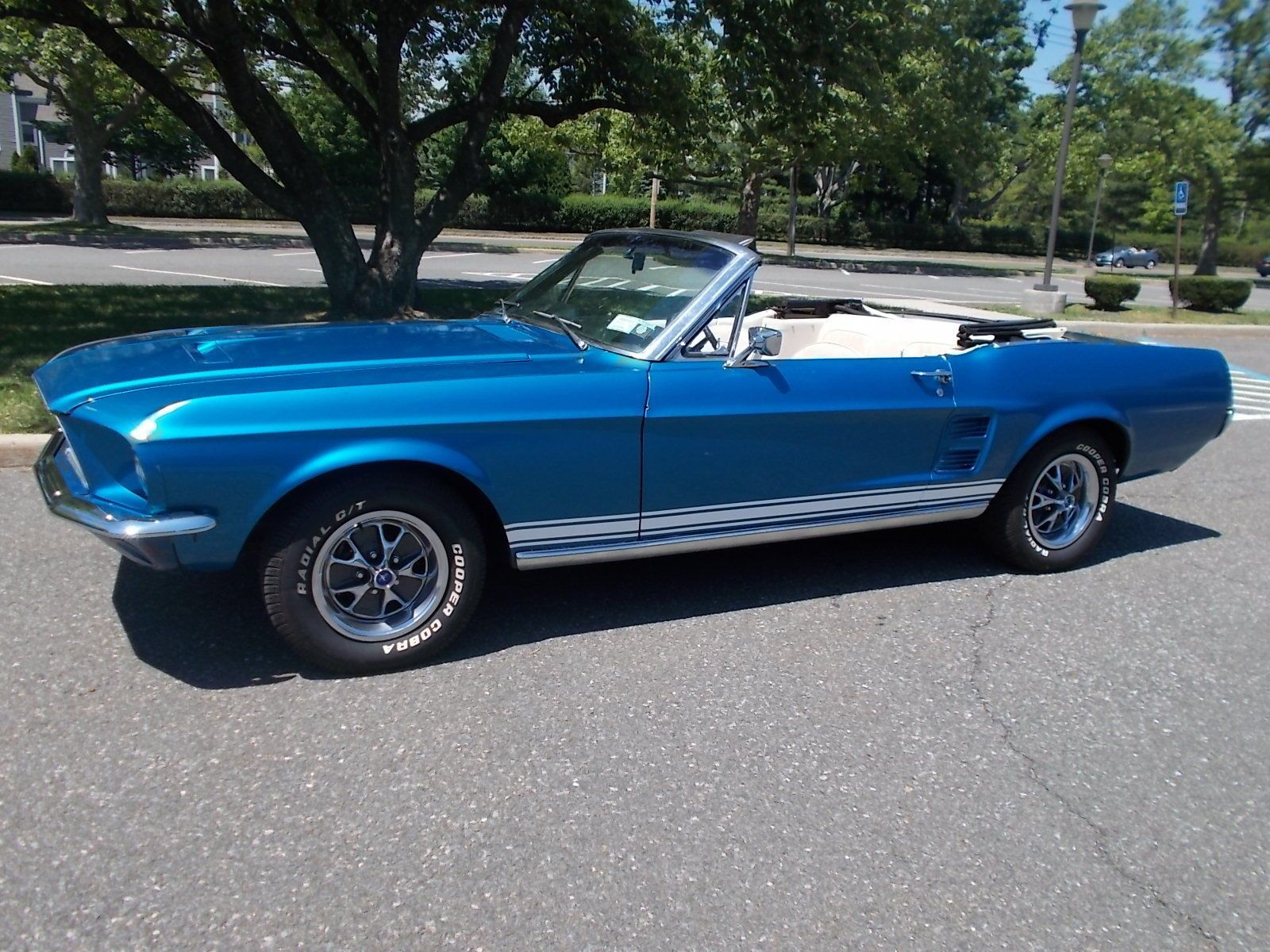 Car Brand Auctioned Ford Mustang 1967 Mustang Convertible 289