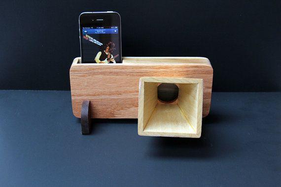 25 Diy Bunk Beds With Plans: Speaker Designed For IPhones