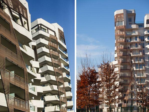 City Life Fiera Milano. Даниэль Либескинд
