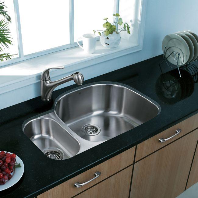 20 Au Courant Stainless Steel Sinks Abode Kitchen Sink Design Double Bowl Kitchen Sink Steel Kitchen Sink
