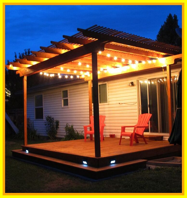 72 Reference Of Deck Lighting Lighting Ideas In 2020 Outdoor Deck Lighting Outdoor Pergola Pergola