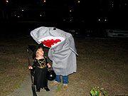 Верхняя одежда в виде акулы в некоторых странах считается откровенным надругательством над нашими друзьями-животными