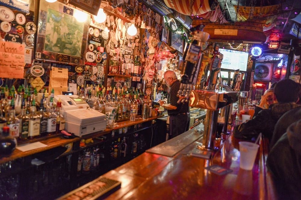 Cat's Eye Pub (Baltimore, MD) - 19 Bucket-List Dive Bars to Try Before You die | First We Feast