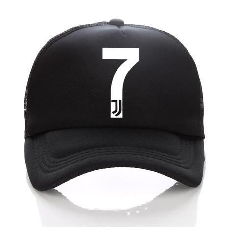 juventus hat Kids Adult Summer Baseball Hat RONALDO Caps Fans JUVENTUS  Trucker Cap Net Snapback hats For Men Women 7 FANS 3f5afd98e4d