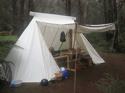 New Geteld Anglo Saxon Vikings And Tents