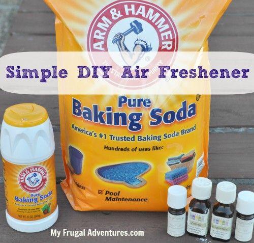 Homemade Carpet Deodorizer {So Fast & Easy