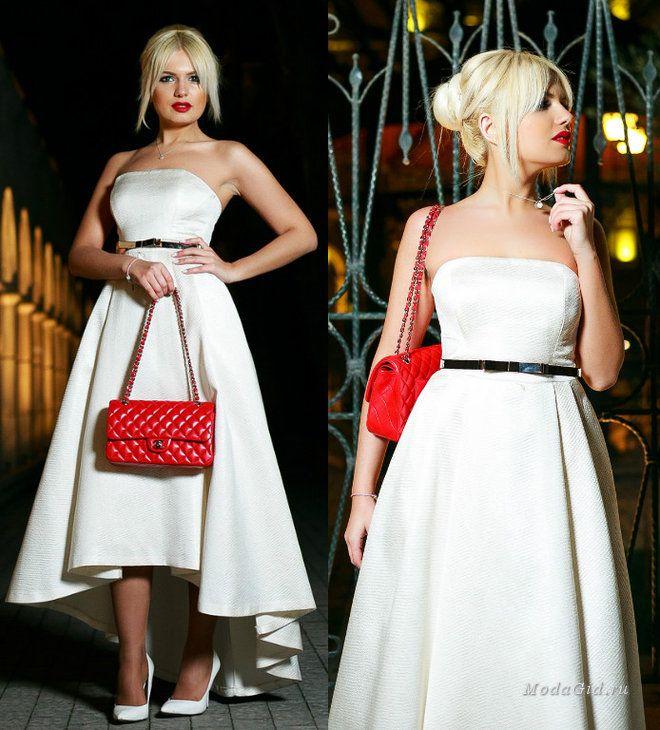 Мода и стиль: Платье на выпускной 2016: фото и правила ...