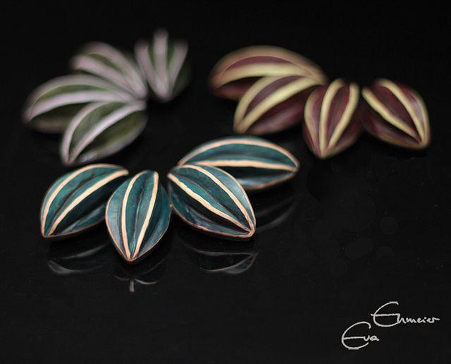 Naucum brooches from Eva Ehmeier