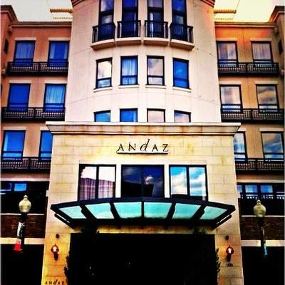 Experience Napa In A Whole New Way At The Sophisticated Andaz Boutique Hotel Located Heart Of Downtown