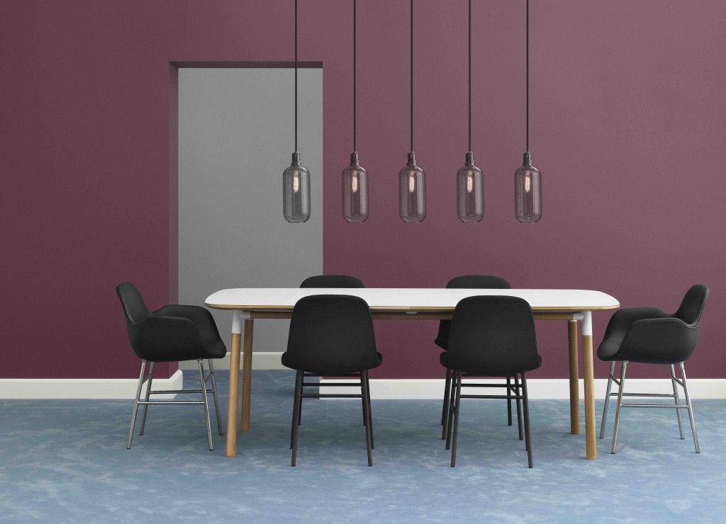 unsere top 10 der esszimmerst hle von design bestseller normanncopenhagen formchair. Black Bedroom Furniture Sets. Home Design Ideas
