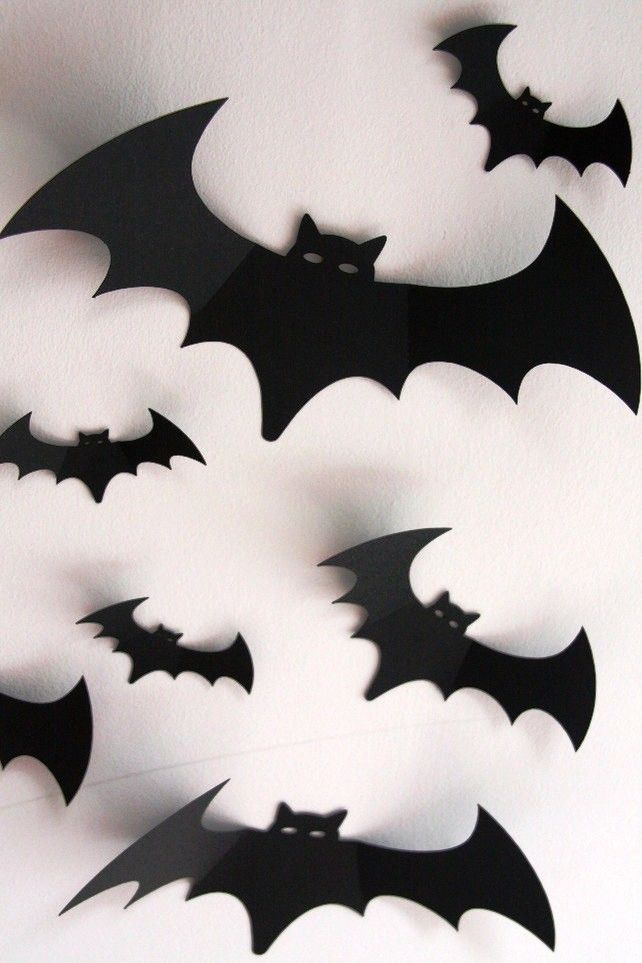 Bat Wall Decorations