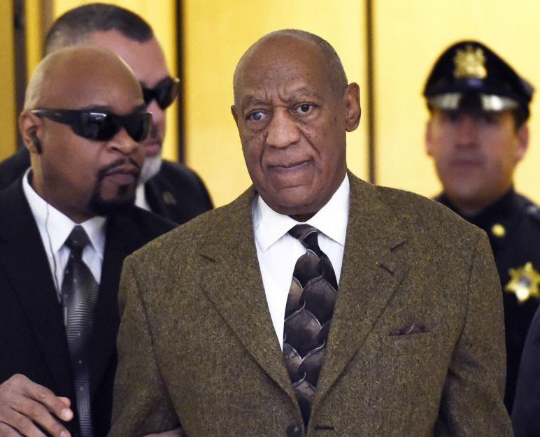 Ein Fall aus dem Jahr 2004 wird neu aufgerollt - und Bill Cosby muss heute vor Gericht erscheinen.