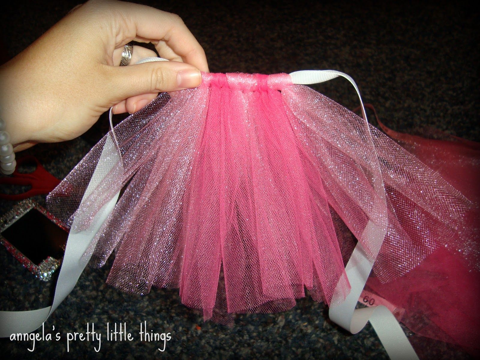 Anngelas Pretty Little Things Babies Birthday No Sew Tutu Dress