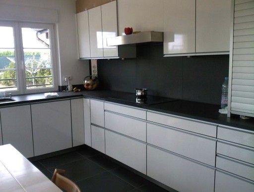 Meubles de cuisine meuble cuisine blanc laqu ikea for Meuble de cuisine blanc laque