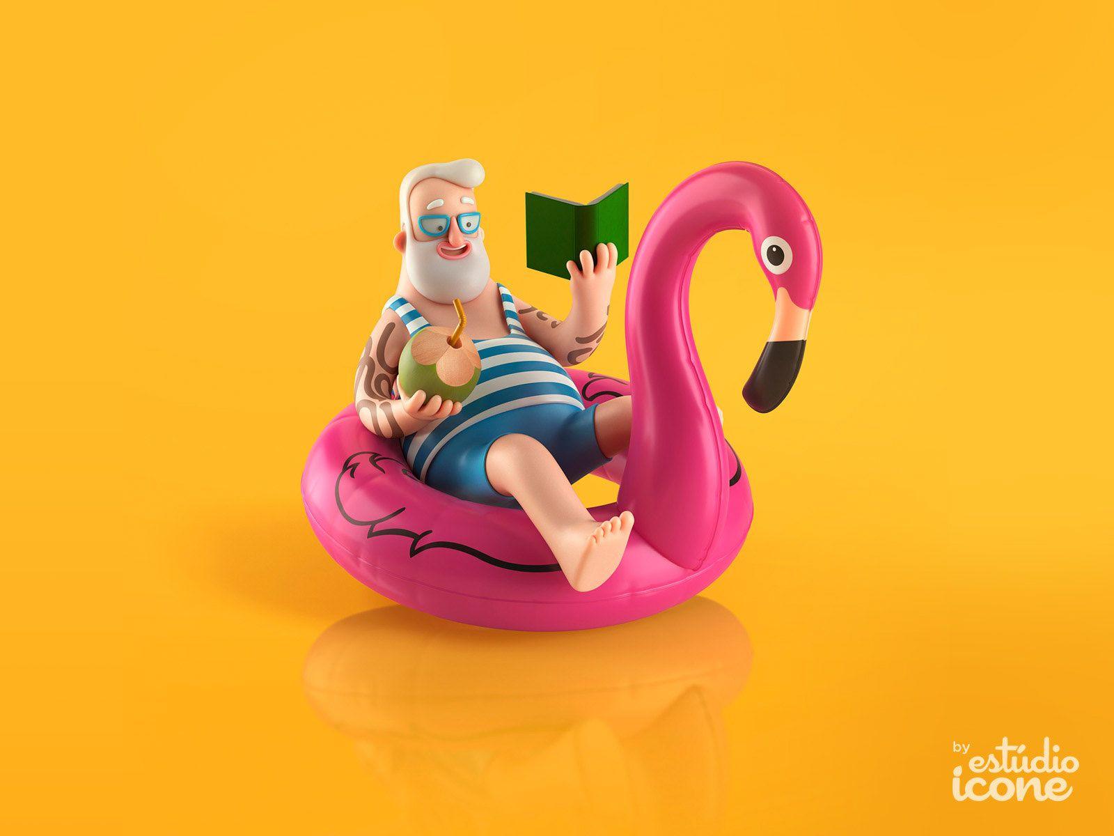 Characterdesign Estudioicone Icone Ei Digitaart Digitalwork