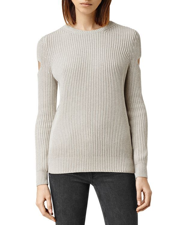 Allsaints Ria Cutout Sweater