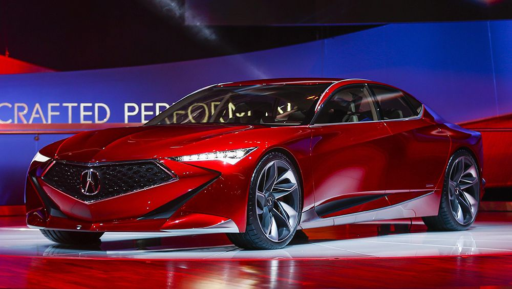 Preview New And Redesigned 2019 Luxury Cars: 2019 Acura Precision Redesign, Release Date, Price
