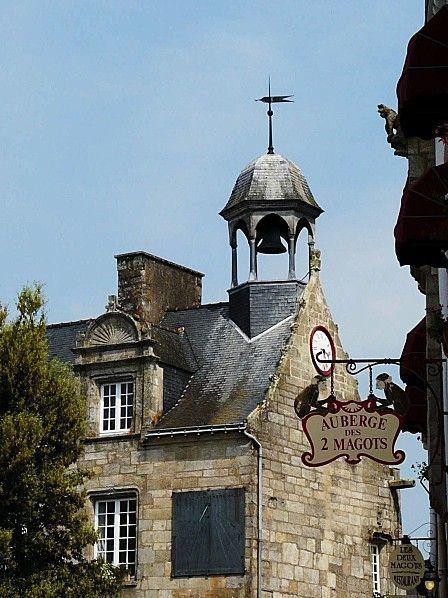 La Roche-Bernard,  Morbihan, Bretagne.