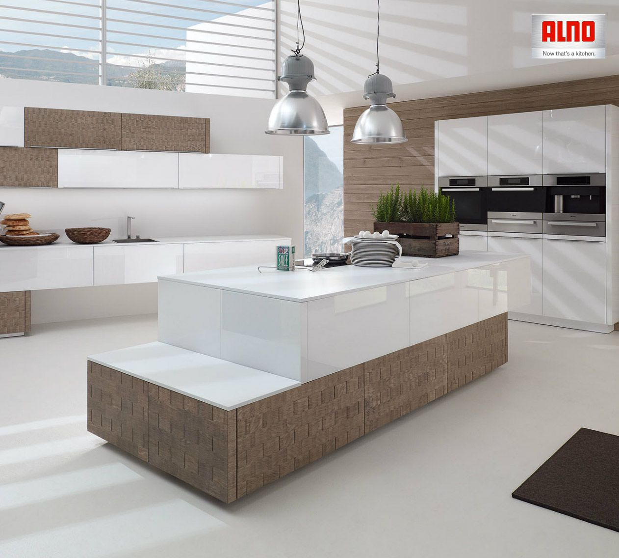 Since 1927, ALNO Kitchens Have Represented The Highest
