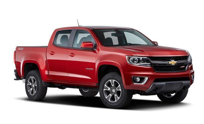 Popular Chevrolet Colorado Pickup Truck, 2015 Truck Of The Year By Motor  Trend Is Going To Be Upgraded Next Year. Find Out The Release Date,  Specifications, ...