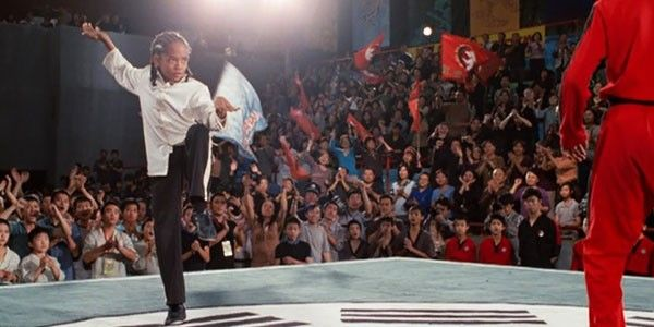 Image result for karate kid 2010 final fight