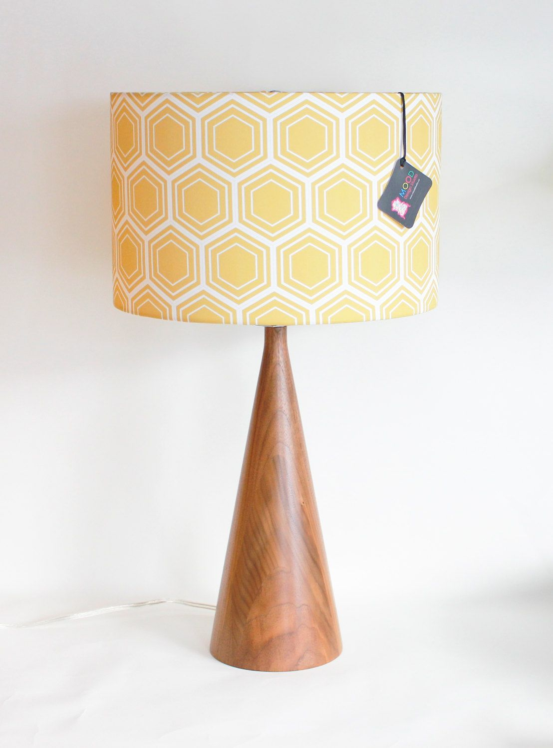 Table lamp harp sizes - Modern Honeycomb Lamp Shade As Seen On Apartment Therapy Choose You Size