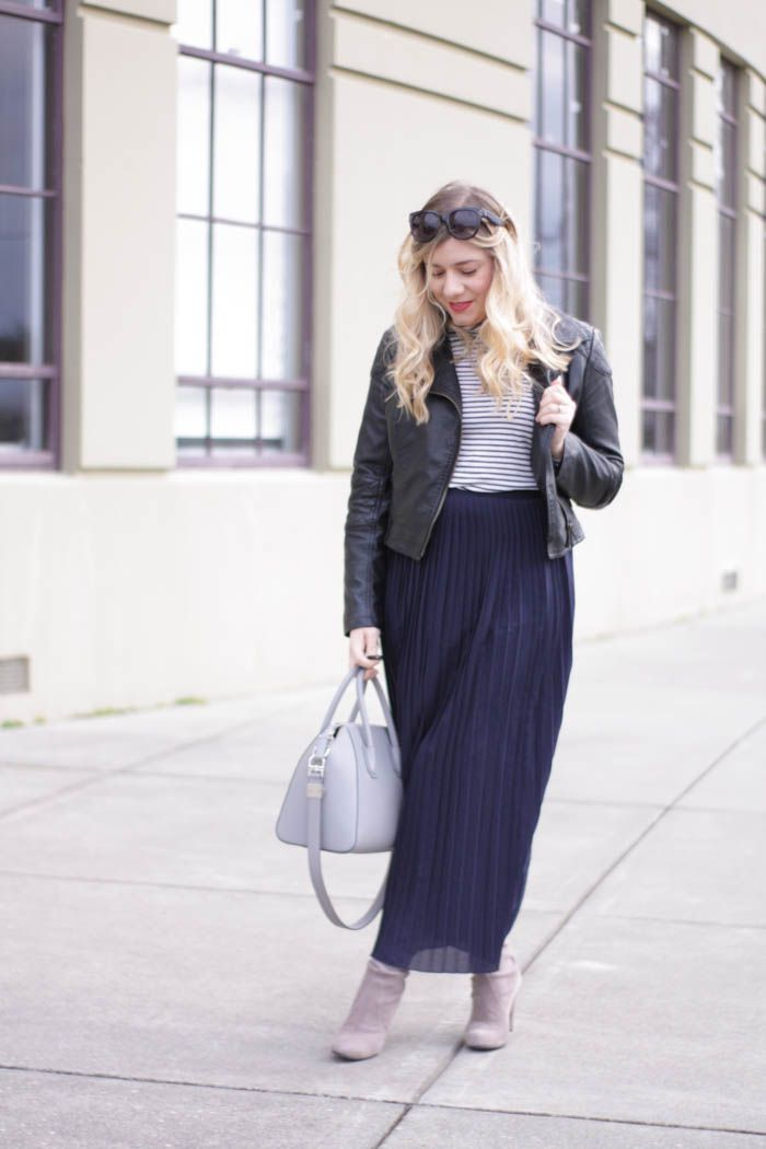 Dreaming of Spring But Dressing for Winter – Northwest Blonde