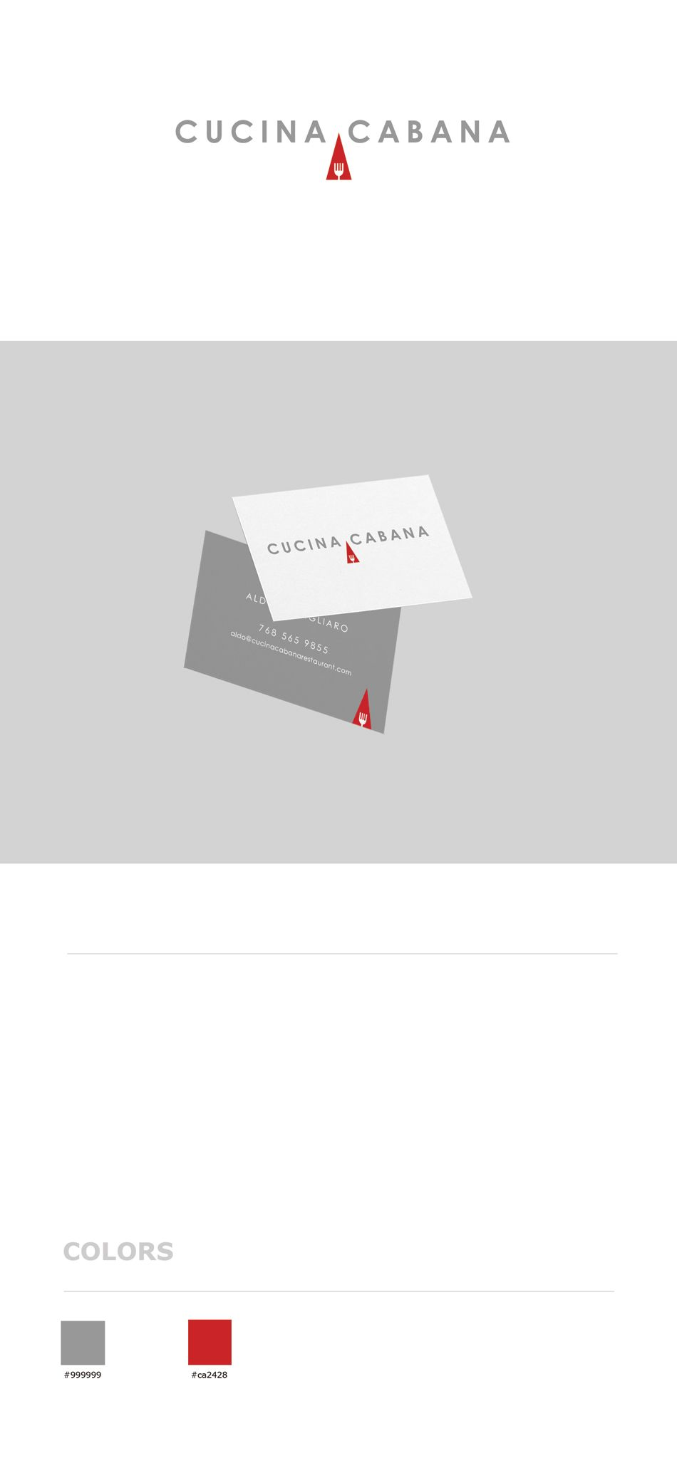 Cucina Cabana Owner Mcreations Branding Studio Mceations On Pinterest