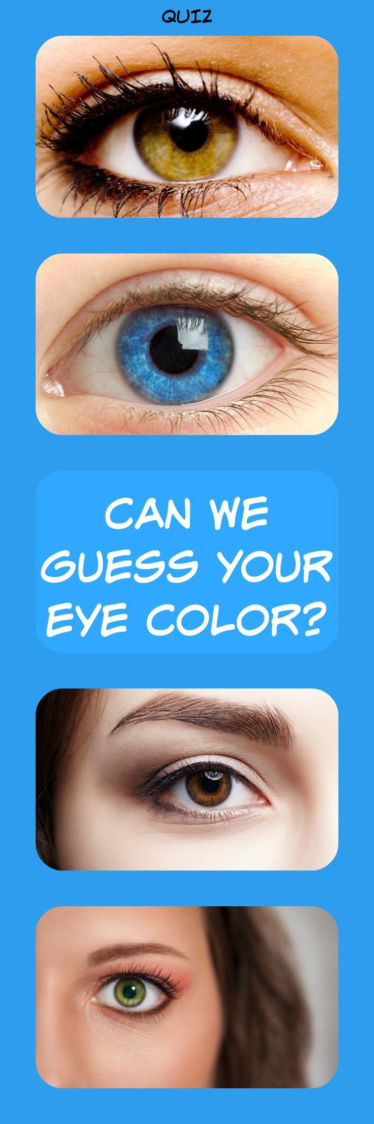 Color quiz image by Base Media on Hairstyles Eye color