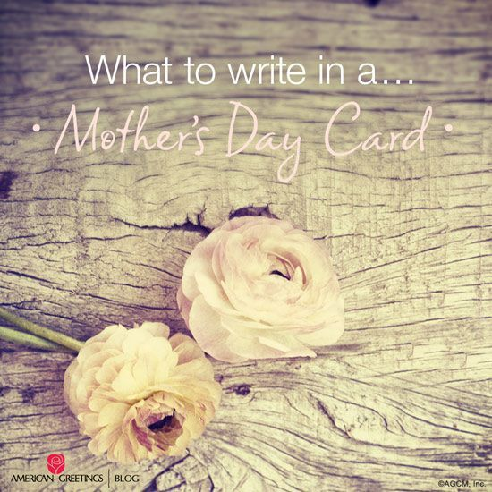 What to write in a mothers day card american greetings mothers what to write in a mothers day card american greetings m4hsunfo